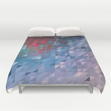 Shifted Duvet Cover by DuckyB (Brandi)