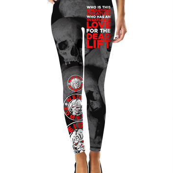 WEIGHT ZOMBIE LEGGINGS