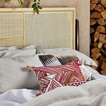 Patchwork Cane Bed