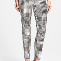Women's MICHAEL Michael Kors 'Verona' Plaid Pants,