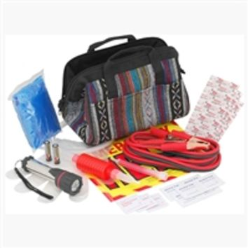 Bell Automotive | Baja Blanket Roadside Emergency Kit - 36 pc