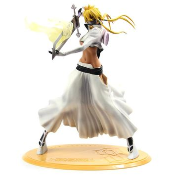 Bleach Action Figure Arrancar Tercera Espada Tear Halibel
