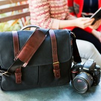 Brixton Camera Bag