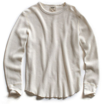 White Waffle Thermal