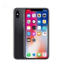 Unlocked Original Apple iphone X 64GB/256GB Face ID 12MP 5.8 inch 2716mAh Hexa Core iOS 4G LTE Smart Phone Face ID