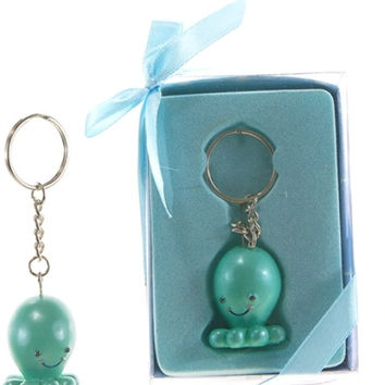 Baby Octopus Key Chain - 48 Units