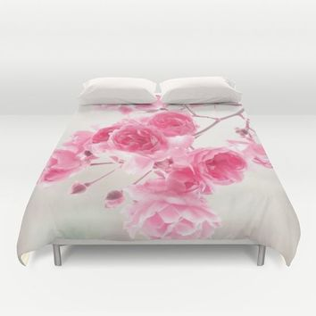flower Duvet Cover by nurrahaq