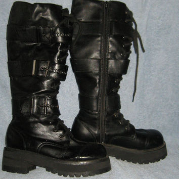 Best Steampunk Boots Products On Wanelo