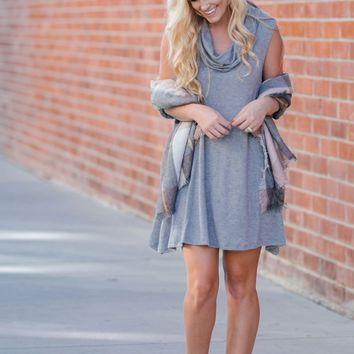 Susie Grey Sleeveless Dress