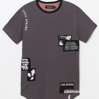 Civil Zayne Anti Drop T-Shirt at PacSun.com