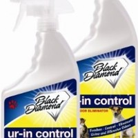 Eliminates Urine Odors - Controls Cat, Dog , Pet & Human Smells From Carpet, Furniture, Mattresses , Grout and Pet Bedding & Concrete. Biodegradable Enzymes Set of 2 Qts