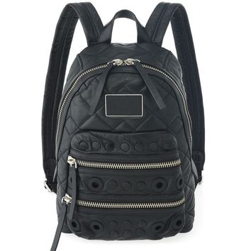 DOMO BIKER BACKPACK WITH GROMMETS