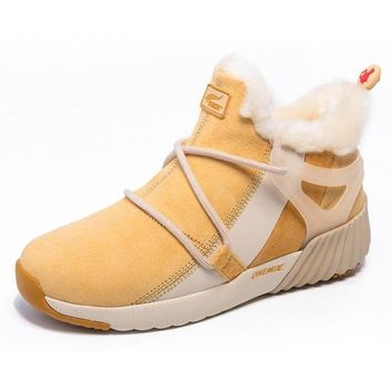 Winter Running Shoes for women Comfortable Women's boots