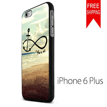 Anchor Infinity I refuse To Sink NN iPhone 6 Plus Case