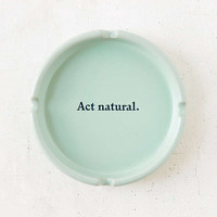 Natural Ashtray - Urban Outfitters