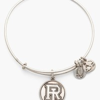 Women's Alex and Ani 'Collegiate - The University of Rhode Island' Expandable Charm Bangle