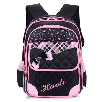Girls bookbag Children School Bags Girls kids Orthopedic Backpack schoolbag Waterproof Backpack primary school Bookbag Kids Satchel sac enfant AT_52_3