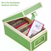 Semikolon Lined Index Cards-Small