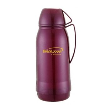 Brentwood 0.45L Plastic Coffee Thermos