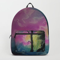 Open The Cage Backpacks by Dim_kad