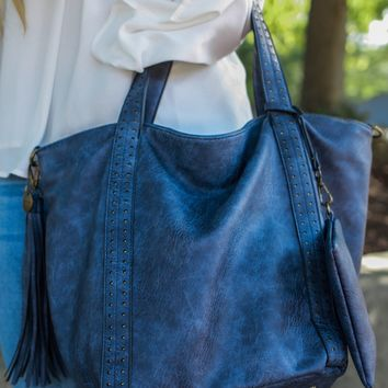 Remington Tote - Navy
