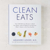 Clean Eats By Alejandro Junger - Urban Outfitters