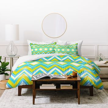 Ingrid Padilla Spring Up Duvet Cover