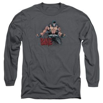 Batman - Bane Flex Long Sleeve Adult 18/1