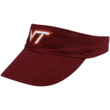 Nike Virginia Tech Hokies Ladies Maroon Classic Adjustable Visor