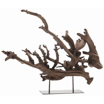Arteriors Home Kazu Small Dragon Tree Root Sculpture