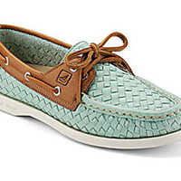 Authentic Original 2-Eye Woven Boat Shoe