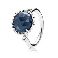 PANDORA Midnight Star Ring - Size 4.5