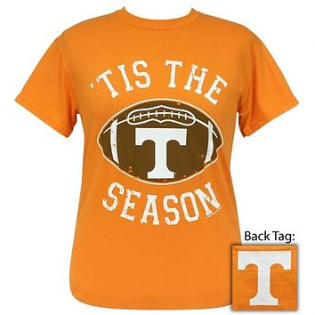 Tennessee Vols Preppy Tis the Season T-Shirt