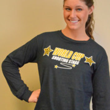 Shooting Stars Long-Sleeve T-Shirt | World Cup All Stars Pro Shop