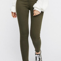 "Free People ""Moss"" Jeggings"