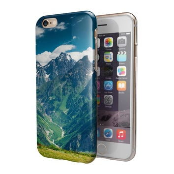 Scenic Mountaintops 2-Piece Hybrid INK-Fuzed Case for the iPhone 6/6s or 6/6s Plus