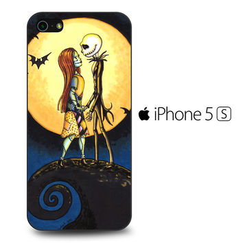 Like Jack And Sally iPhone 5S Case