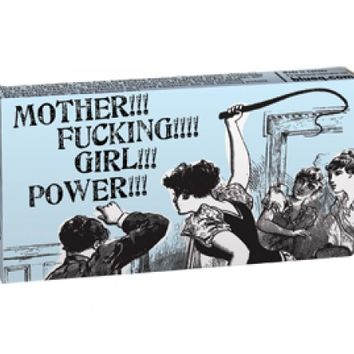 MOTHERFUCKING GIRL POWER GUM