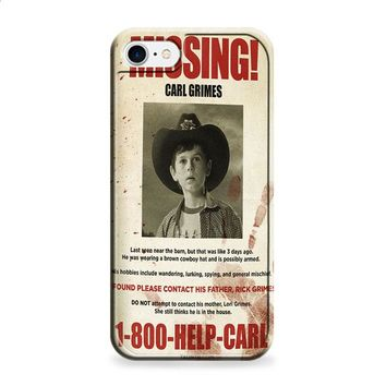 Carl Grimes Walking Dead iPhone 6 | iPhone 6S case