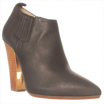 MICHAEL Michael Kors Lacy Chunky Ankle Boot - Black