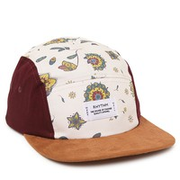 Rhythm Lemon Myrtle 5 Panel Hat - Mens Backpack