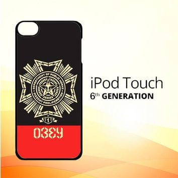 Obey Clothing O0726 iPod Touch 6 Case