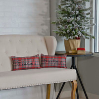 Anderson Season's Greetings Pillow Set