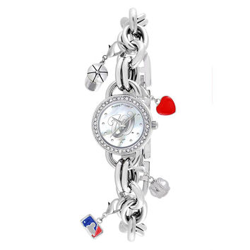 Washington Nationals MLB Women's Charm Series Watch