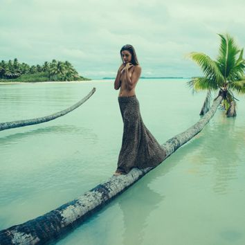 HUAHINE LONG SKIRT