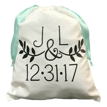 Personalized Wedding Welcome Gift Bag
