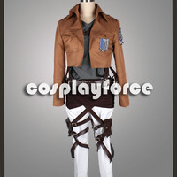Attack on Titan Shingeki no Kyojin Yumir Cosplay Costume