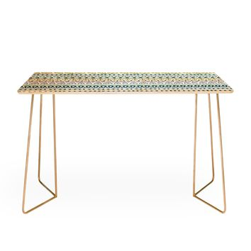 Heather Dutton Boho Market Stripe Desk