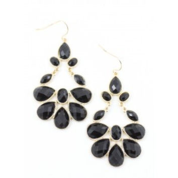Turkish Earring - Black