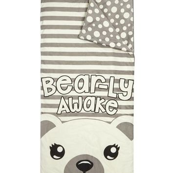 POLAR BEAR SLEEPING BAG | GIRLS SLEEPING BAGS GIRL STUFF | SHOP JUSTICE